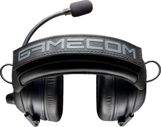 Plantronics GameCom Commander Headset