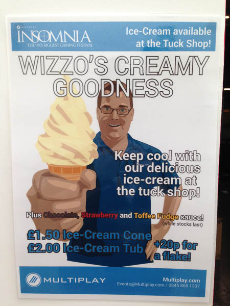 Wizzo's Ice Cream at i49