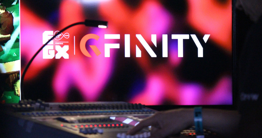 Gfinity StarCraft Masters