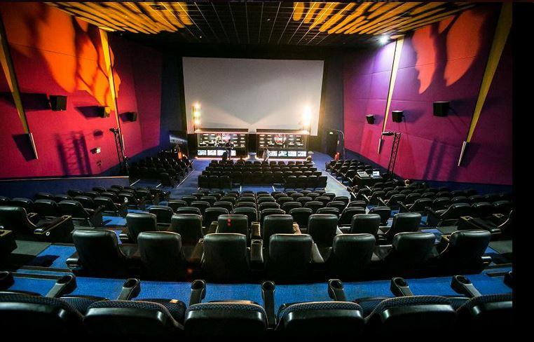 Gfinity StarCraft Masters VUE Cinema Venue