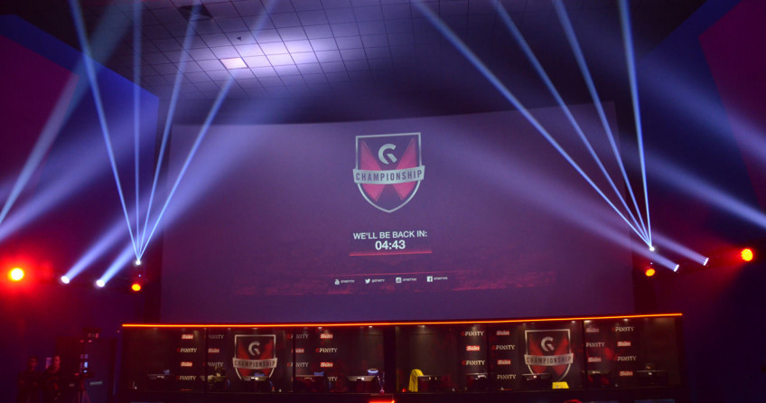 Gfinity StarCraft Spring Masters II