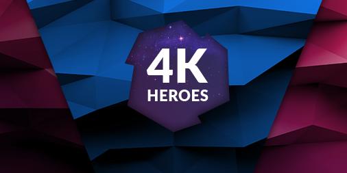 JoRoSaR HitBox 4k Heroes of the Storm