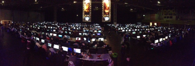 JoRoSaR at Insomnia 56 BYOC hall