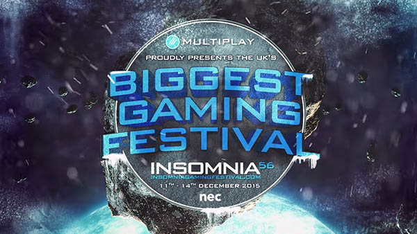 JoRoSaR Hosting Multiplay Insomnia 56 i56 at the NEC