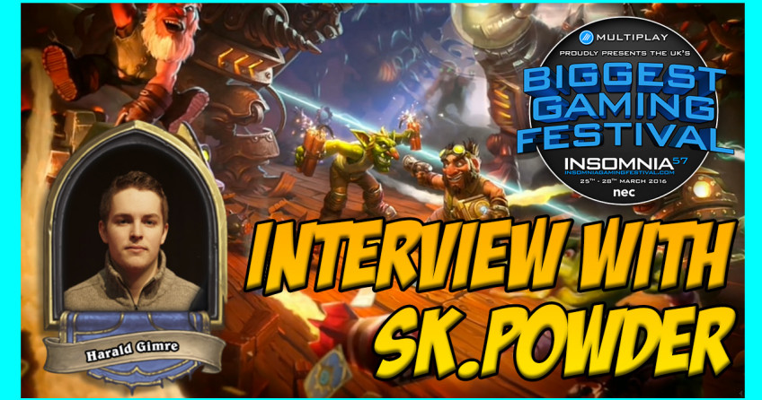 Interview with Hearthstone's SK Powder