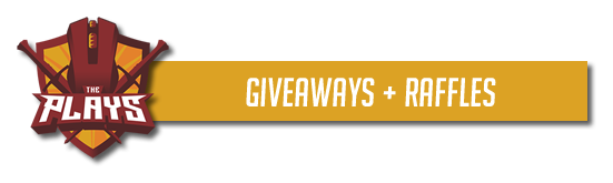 Overwatch ThePlays.GG Giveaway and Raffle