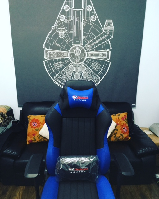 JoRoSaR's GT Omega EVO XL Gaming Chair